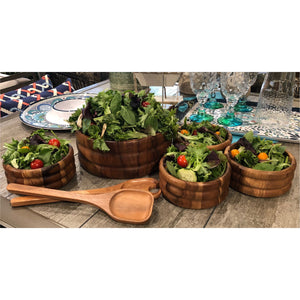 Skagen Extra Large Salad Bowl Set