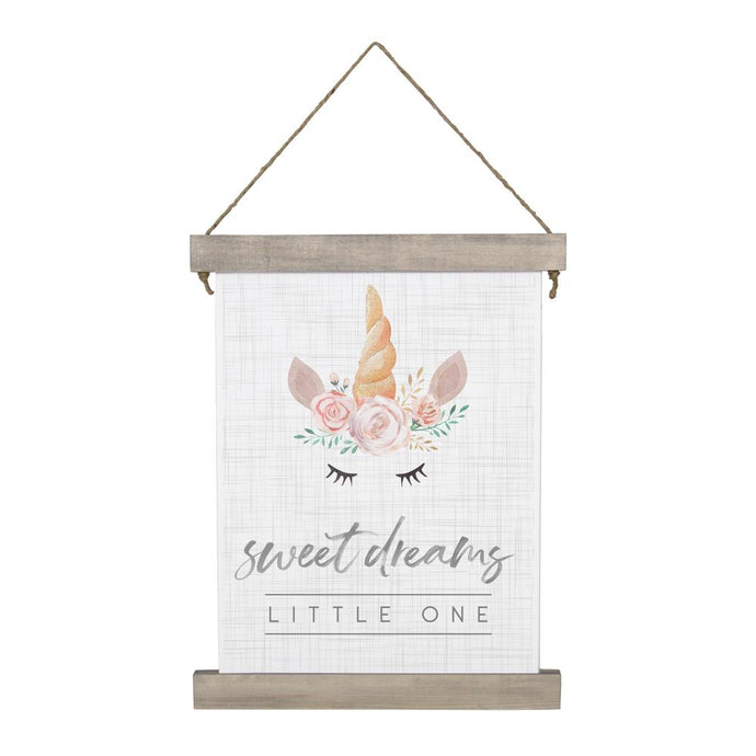 Sweet Dreams Hanging Canvas