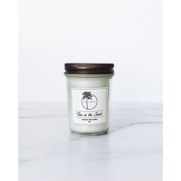 Toes in the Sand Coconut Wax Candle