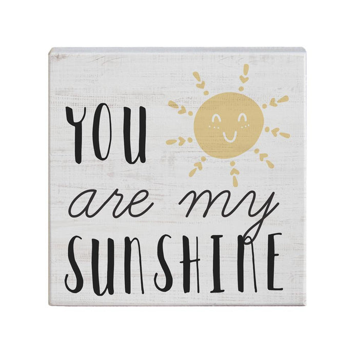 You Are My Sunshine Small Square