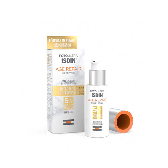 Foto Ultra Age Repair Fusion Water texture 50 SPF