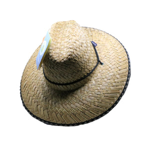 Hat Beach Straw Natural  L/XL