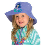 Hat Sophia Purple mermaid