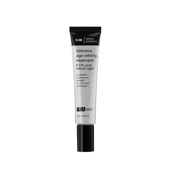 Intensive Age refining Treatment: 0.5% pure retinol