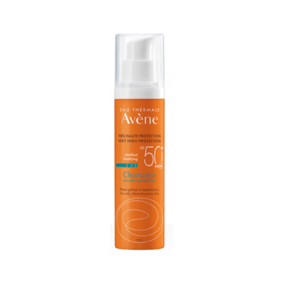 Cleanance Bloqueador matificante anti-ocxidante SPF 50+ 50ml