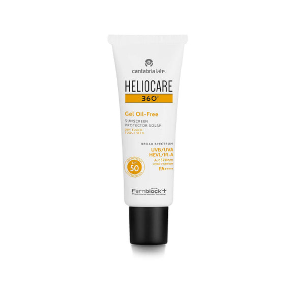 Heliocare 360 Gel Oil free 50 ml / 1.69 oz