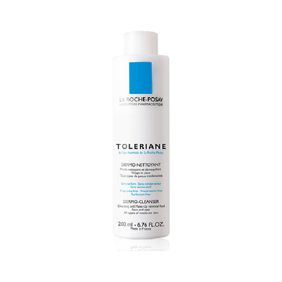 Toleriane Dermo-Cleanser and make-up removal fluid face and eyes 200ml