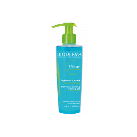 Sebium Gel Moussant 200ml/ 6.67 oz