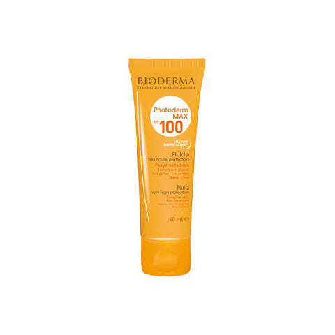 Photoderm Max SPF 100 Fluide sensitive skin Water resistant 40ml/ 1.33 oz