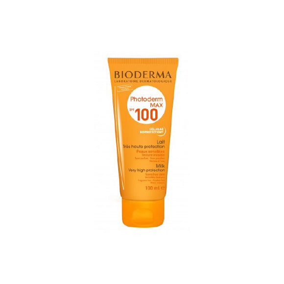 Photoderm Max SPF 100 Milk Sensitive Skin Water resistant 100ml/ 3.33 oz