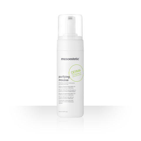 Purifying Mousse acne prone and oily skin 150ml/5.07 oz