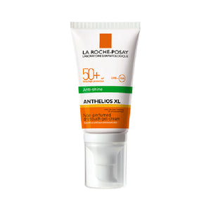 Anthelios XL Gel toque seco anti brillo SPF 50+ 50ml +Regalo Effaclar gel piel grasa
