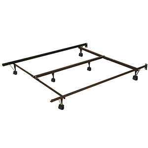 Standard Metal Bed Frame - Queen and King sizes