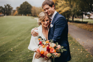 Elopement Bouquet in Asheville