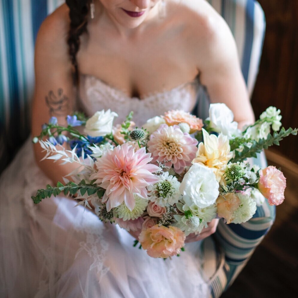 Asheville Wedding Florist