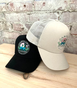 Carolina Flowers Hats