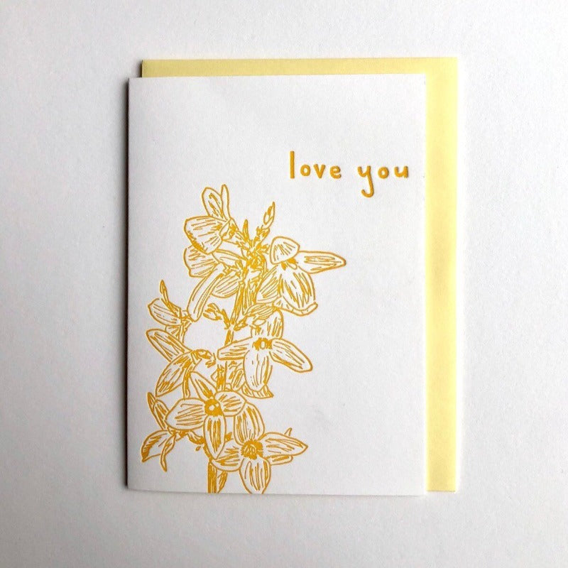 Local Love You Card