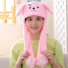 Load image into Gallery viewer, Various styles Cute Rabbit Hat with light Funny Air Float