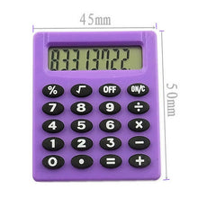 Load image into Gallery viewer, Boutique Stationery Small Square Calculator Personalized Mini Candy Color School & Office Electronics Creative Calculator