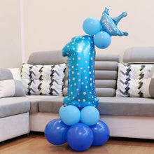 Load image into Gallery viewer, 1set cute Birthday Balloons