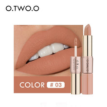 Load image into Gallery viewer, O.TWO.O 12 Colors Lips Makeup Lipstick