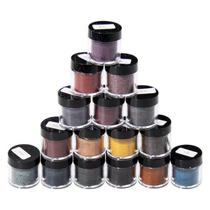 Fabric Dye Pigment Dark Green 10g for Dye Clothes,Feather,Bamboo,eggs and Fix Faded Clothes Acrylic
