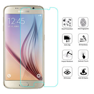 2.5D 9H Tempered Glass on the for Samsung Galaxy S5 S6 S7 Screen Protection for Samsung Galaxy S7 S6 S5 S4 S3 Protective Film