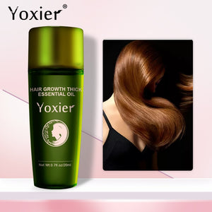 Yoxier New Hair Growth Essence Oil Effective Extract