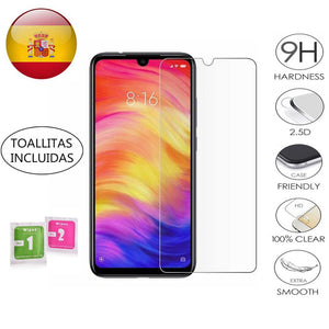 Tempered glass screen Protector for Xiaomi redmi 7 8 note 7 8 7 pro 8 pro 8t 9 9s pro max redmi xiaomi