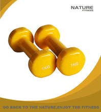 Load image into Gallery viewer, Pair of Neoprene Dumbbell Vinyl ,Fitness ,Dumbells