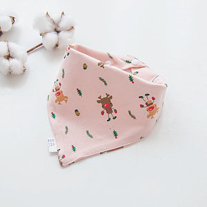 Cotton Bandana Bibs Baby