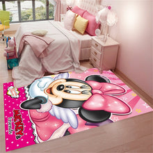 Load image into Gallery viewer, Pink Minnie Play Mat