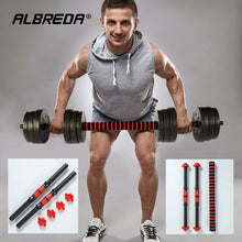 Load image into Gallery viewer, ALBREDA Environmental protection dumbbell rod