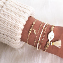 Load image into Gallery viewer, Bohemian Bracelets & Bangles Set