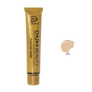 DNM High Covering Face Concealer Cream Contour Pallete Foundation