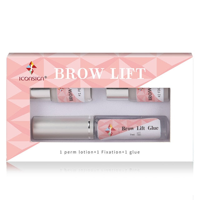 Dropshipping 2020 Eyebrow lift Professional eyebrow lift kit