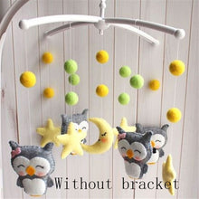 Load image into Gallery viewer, Baby Mobile Rattles Toys 0-12 Months for Baby Newborn Crib Bed Bell Oyuncak Toddler Rattles Carousel for Cots Kids Handmade Toy
