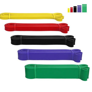 208Cm LaTeX Pull Strap Fitness Assist Bands