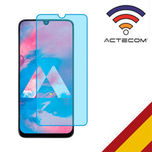 Load image into Gallery viewer, ACTECOM Protector de Pantalla Samsung Galaxy A10 A20 A20E A30 A30s A40 A50 A50s A51 A60 A70 A71 A80 Cristal Templado