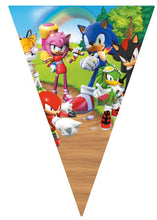 Load image into Gallery viewer, Sonic The Hedgehog Party Supplies