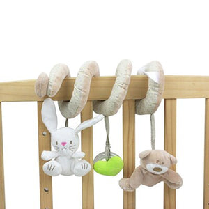 Early Development Soft Infant Crib Bed Stroller Toy