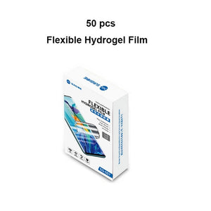 50pcs/lot Sunshine Flexible Hydrogel Film SS 057 For SS 890C Auto Film Cutting Machine Mobile Phone Screen Front Film Cut