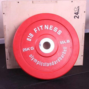 Best Gym Fitness Equipment Customized Bumper 10kg Plates Rubber Weightlifting Barbell Weight Plates