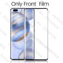Load image into Gallery viewer, 2-in-1 honor 30s 30 s glass protective camera glass for huawei honor 30 pro xonor 30pro plus + honor30pro screen protector film