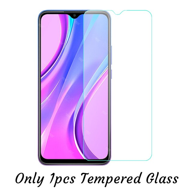 2 in 1 protective glass redmi 9 camera lens protector For xiaomi redmi 9 redmi9 xiomi xaomi redmy 9 tempered glass film 6.53