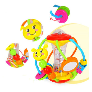 Baby Toys 0-12 Months climb Learning Baby Rattle Activity Ball