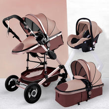 Load image into Gallery viewer, YAZOCO Stroller 3 in 1 Baby Stroller Multifunctional
