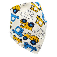 Load image into Gallery viewer, Cotton Bandana Bibs Baby