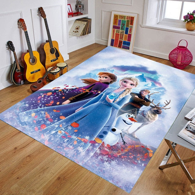 Frozen Baby Playmat