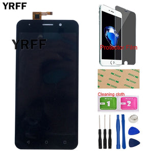 Mobile Phone LCD Display For Vertex Impress Luck Version 15-22211-3259-2 Touch Screen LCD Display Digitizer Sensor Tools